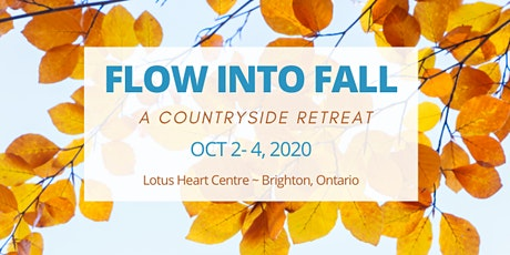 Flow into Fall tickets