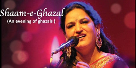 Shaam-e-Ghazal tickets