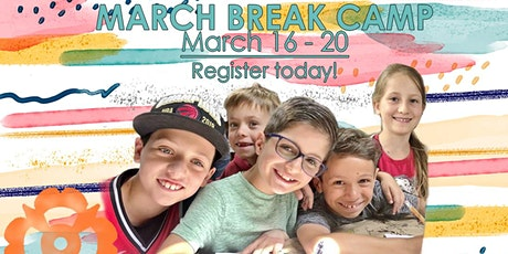 March Break Art Camp tickets