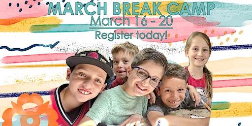 March Break Art Camp