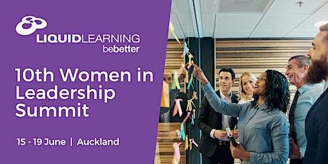 10th Women in Leadership Summit tickets