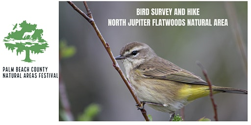 Natural Areas Festival - Bird Survey and Hike