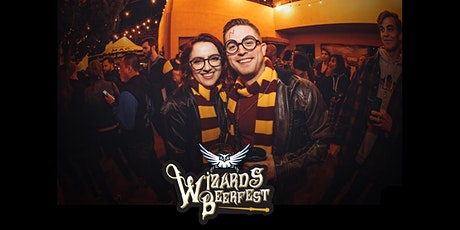 Wizards and Witches Beer Festival tickets