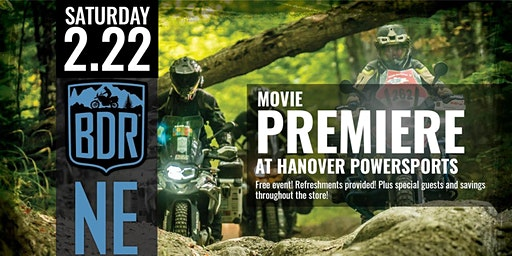 Movie Premiere - The Expedition Film for Adventure Riders