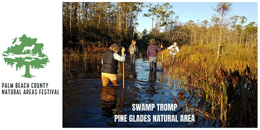 Natural Areas Festival - Swamp Tromp at Pine Glades Natural Area
