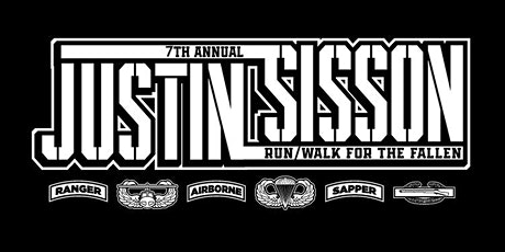 7th Annual 2LT Justin Sisson 5K Run/Walk for the Fallen tickets