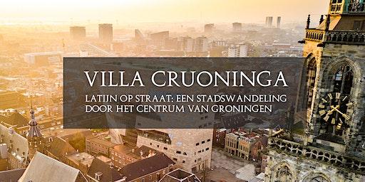 Latijn op straat: een stadswandeling door het centrum van Groningen