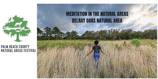 Natural Areas Festival - Nature as Medicine-Meditation in the Natural Areas