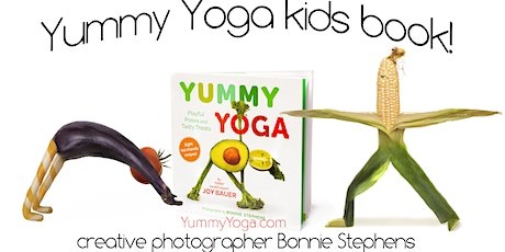 Yummy Yoga - kids yoga book signing and fun stretches tickets