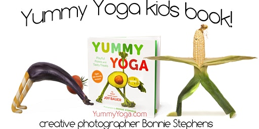 Yummy Yoga - kids yoga book signing and fun stretches