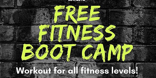 FREE & Kid-Friendly Fitness Boot Camps