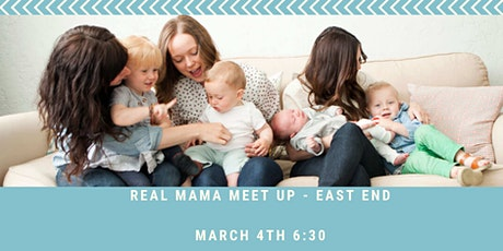 Real Mama Meet up - East End tickets