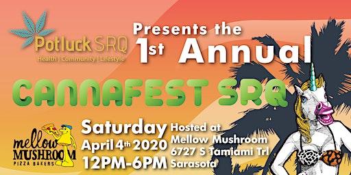 1st Annual CannaFest SRQ 2020