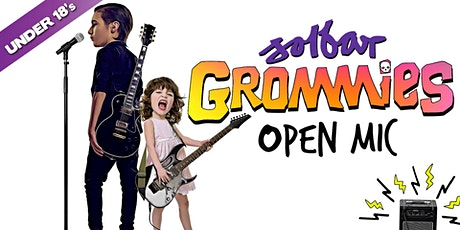 Grommies' Open Mic for Under 18s tickets