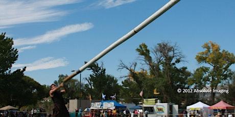 Aztec Highland Games & Celtic Festival Athlete Registration tickets