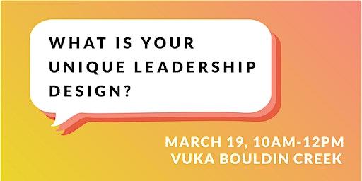Alignment Leadership: What is Your Unique Leadership Design?