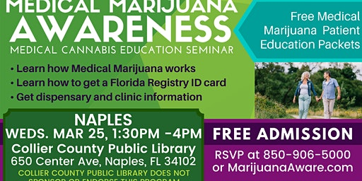 Naples- Medical Marijuana Awareness Seminar