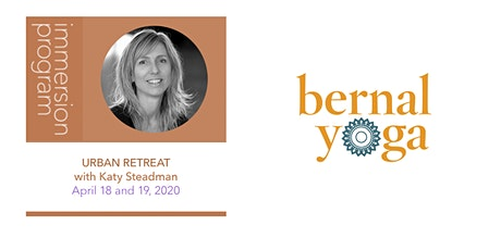 Urban Yoga Retreat  with Katy Steadman tickets