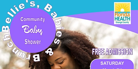 Bellies, Babies and Brunch, A Community Baby Shower tickets
