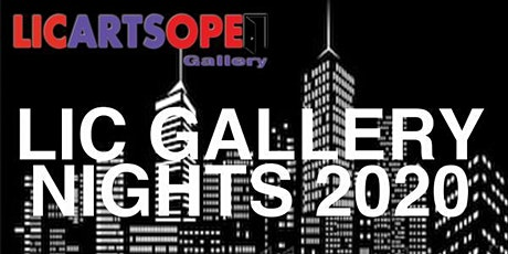 LIC Gallery Nights tickets