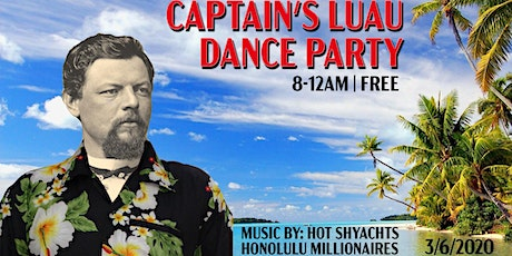 Captain's Luau Dance Party tickets