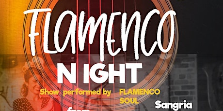 Flamenco Soul at Bread and Butter tickets