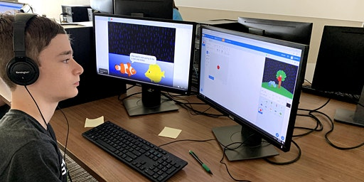 Coding with Scratch: 4th-6th Grades