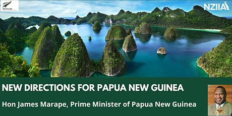 New Directions for Papua New Guinea tickets