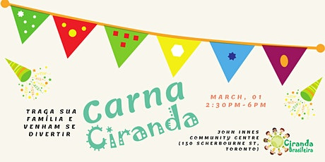 CarnaCiranda 2020 tickets