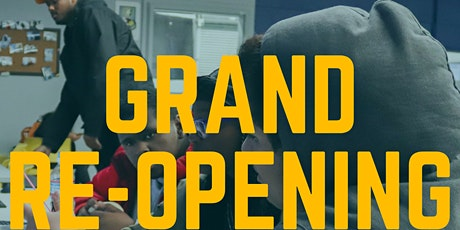 Oakland Best Buy Teen Tech Center Grand Reopening tickets