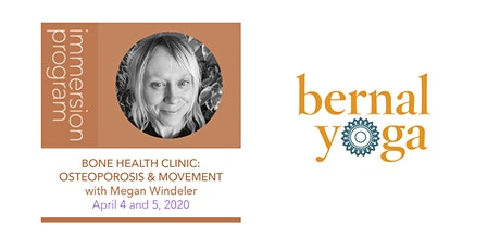 Bone Health Clinic: Osteoporosis & Movement with Megan Windeler tickets