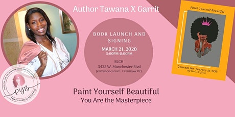 Paint Yourself Beautiful ~ Book Launch & Signing  tickets
