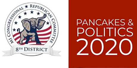 Pancakes & Politics 2020 RESCHEDULED! tickets