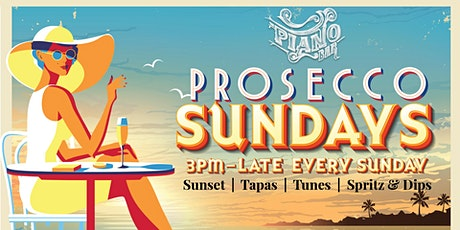 Prosecco Sundays tickets
