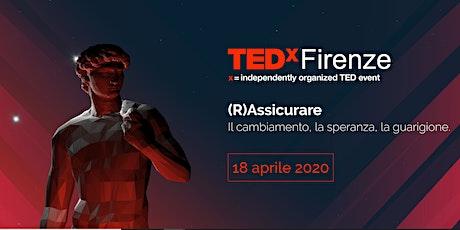 TEDxFirenze RIMANDATO  biglietti