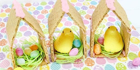 Peep Houses - Kids Cooking Class tickets