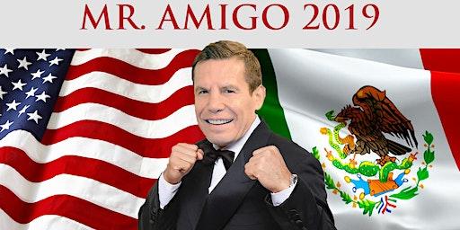 Mr. Amigo Luncheon