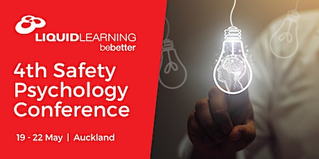 4th Safety Psychology Conference tickets
