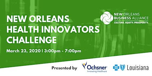 New Orleans Health Innovators Challenge