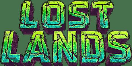 Lost Lands 2020 Shuttle Transportation tickets