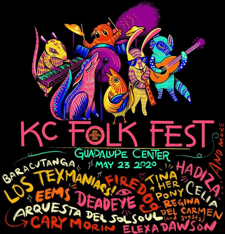 Kansas City Folk Festival 2020 image