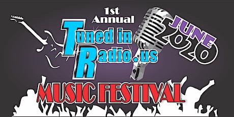 Tuned in Radio Music Festival tickets