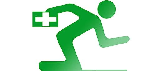Emergency First Aid @ Work - Westend Social Club Forfar tickets