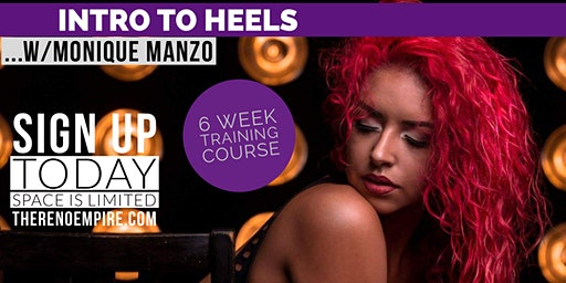 Intro to Heels 6 Week Training Course
