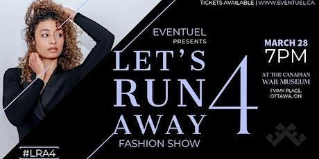 LET'S RUN AWAY 4 #LRA4 tickets