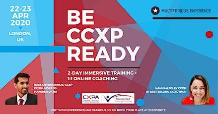 Be CCXP Ready  - London tickets