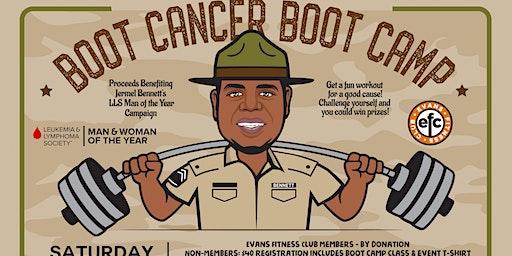 Boot Cancer Boot Camp - LLS Fundraiser