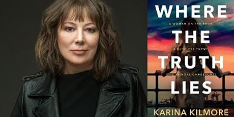 AUTHOR TALK | Karina Kilmore tickets