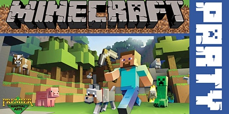 Parent Night Out - MINECRAFT PARTY! tickets