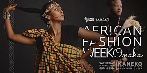 African Fashion Week Omaha (Main Event)